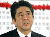 New Japan PM Shinzo Abe moots to phase out use of atomic energy, visits tsunami-wrecked nuke plant