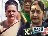 Delhi gangrape: Sushma tears into Sonia, says she should act and not demand action