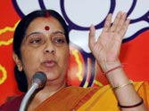Sushma Swaraj asks PM to convene Parliament for tougher law against rape