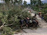 Over 280 killed, hundreds missing after Typhoon Bopha hits Philippines