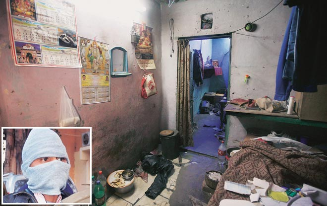 The 6 perpetrators of the gangrape are from the slum wedged between R.K. Puram and Vasant Vihar.
