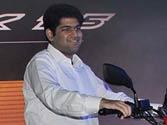 Wheel of Fortune: Sudarshan Venu, works hard to bring TVS Motors' back to top spot
