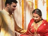 She's married! Vidya Balan is now Mrs Siddharth Roy Kapur