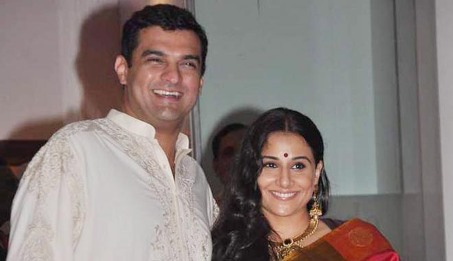Image result for vidya balan and siddharth kapoor