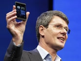 They're back! RIM changes name to BlackBerry, unveils its first two phones with the new OS 10