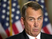 John Boehner criticised for delaying a vote on aid package for Superstorm Sandy recovery