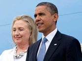 Is Obama propping Hillary Clinton