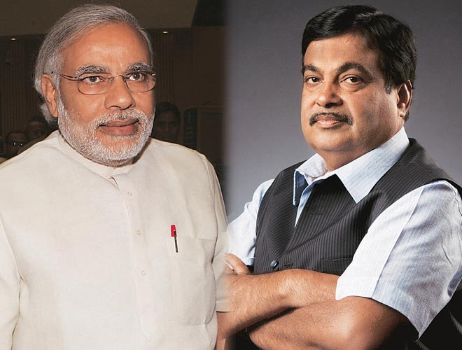 Modi vs Gadkari in BJP?