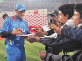 Winning match against England was my top priority, says Dhoni