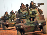 French, Mali forces retake airport in city of Gao