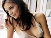Katie Holmes uses snail slime for skin?