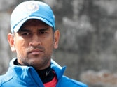 Undaunted Despite Defeat: Dhoni has quelled threats to his captaincy and purged seniors in his quest to get the team he wants for the 2015 World Cup