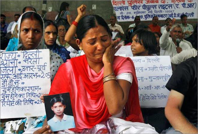 14 children go missing on a daily basis in Delhi: Report - India News