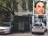 Remove it or face action: ASI issues showcause notice to Subramanian Swamy for illegal floor at house