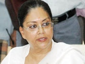 Vasundhara Raje likely to become Rajasthan's BJP president