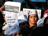 Delhi gangrape victim's father demands trial of minor accused under charges of rape and murder