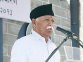 People should unite to fight the ills of society and Hindutva is the only remedy, says RSS chief Mohan Bhagwat
