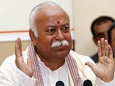 Mohan Bhagwat sparks row with his rapes happen in India remark, RSS defends its boss