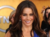Oops I did it again! Sofia Vergara's wardrobe malfunction at New Year party
