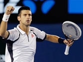 After Wawrinka marathon, Djoko keeps it short and sweet to reach the Australian Open semi-finals against David Ferrer