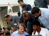 Day after leading violent mob in Murshidabad, UPA minister Adhir Ranjan Chowdhury warns more protests against DM