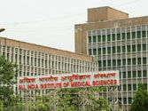 BJP holds protests at AIIMS for letting firm responsible for patients' death operate