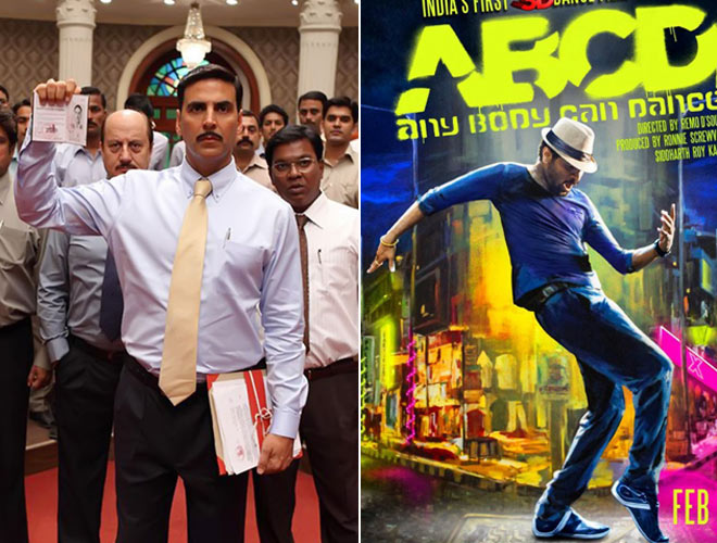 It's Akki's Special 26 Vs Prabhu's ABCD today - Movies News