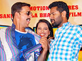 It's Akshay Kumar versus Prabhudeva this Friday