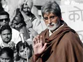 Big B reveals new pictures from Prakash Jha's Satyagraha: Democracy Under Fire