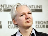 He may be in exile but that does not stop him: Julian Assange will run for Australia