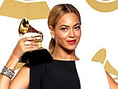 Adele, McCartney and Beyonce win Grammy awards