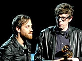 The Black Keys emerge big winners at 55th Grammy