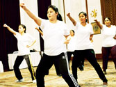 Women are taking recourse to self-defence techniques in increasing numbers in the wake of the Delhi gangrape