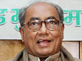 BJP revives Hindutva issue during elections only, says Digvijaya Singh