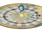 Google doodle remembers Nicolaus Copernicus on his 540th birthday