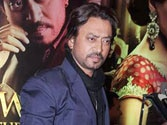 Reel and real action by Irrfan