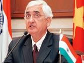 Retain President's dignity, don't drag Pranab's name in VIP chopper scam: Khurshid blasts BJP
