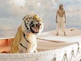Life of Pi gets Oscar for cinematography, visual effects