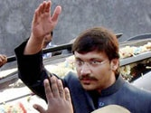 Feb 16, 2013: After 40 days, MIM leader Akbaruddin Owaisi walks out of jail in hate speech case