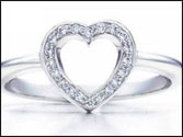 Express your love with platinum this Valentine