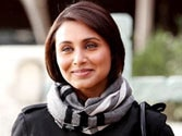 Rani dons journalist's garb- again
