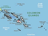 Earthquake of 8.0 magnitude strikes Solomon Islands