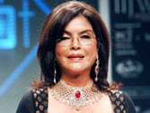 Sorry, you've got the wrong person: Zeenat on man in her life