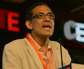 Abhijit Banerjee, Ford Foundation International Professor of Economics, Massachusetts Institute of Technology