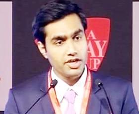 Karan Adani, Executive Director of Adani Ports and SEZ