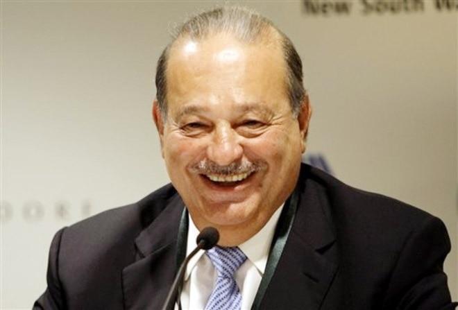 Carlos Slim world's richest man for 4th year in a row