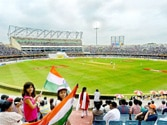 Alive and kicking! Bomb blast couldn't dampen cricket spirit as Hyderabad records best crowd response in Ind-Aus Test match