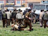 Curfew in Srinagar after a man's death in CRPF firing