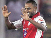 Ready to bounce back: Mascarenhas out to prove his mettle for Kings XI Punjab after failing in 2012