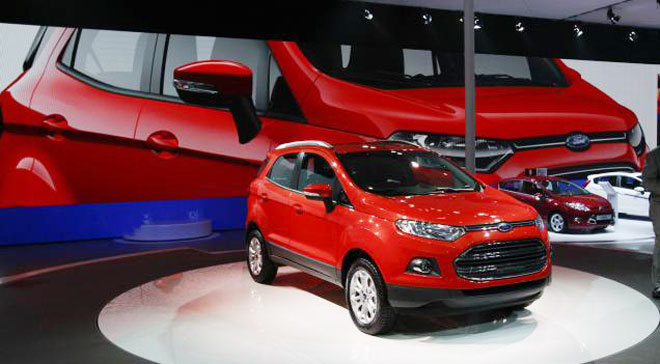 Ford Launches Ecosport In China Expects A Comeback Auto News